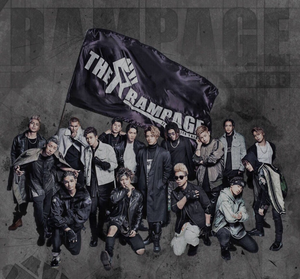 THE RAMPAGE写真